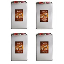 Olej lniany FLEXOL 4 x 5 L IMPREGNAT DO DREWNA