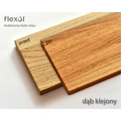 Olej lniany FLEXOL 1 L IMPREGNAT DO DREWNA